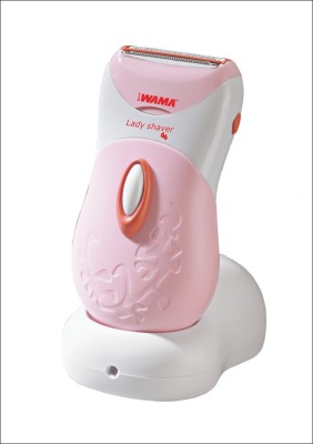 Wama Ladies WMLS 01 Shaver For Women (Pink)