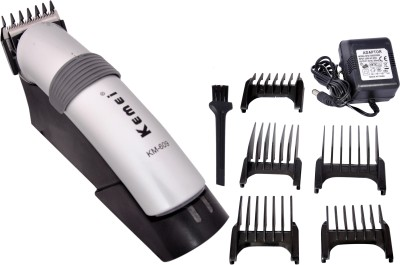 Kemei Proffesinal Hair KM 609 Trimmer For Men (White)