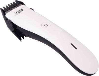ASRAW Professional ASL076 Trimmer For Men (White)
