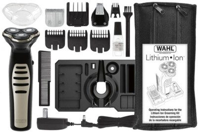 Wahl All in One Grooming 09880-124 Shaver For Men (Black)
