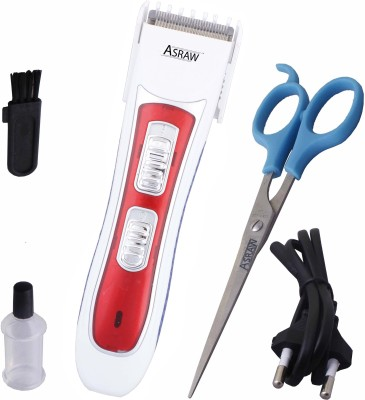 ASRAW Professional AST019 Trimmer For Men (WHITE)