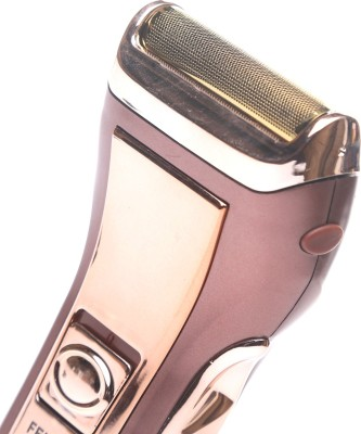 Feiren RSCW-6498 Professional Rechargeable Shaver Trimmer For Men (Silver)