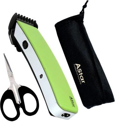 Astar Pro Grooming nsk216_004 Trimmer For Men (Green)