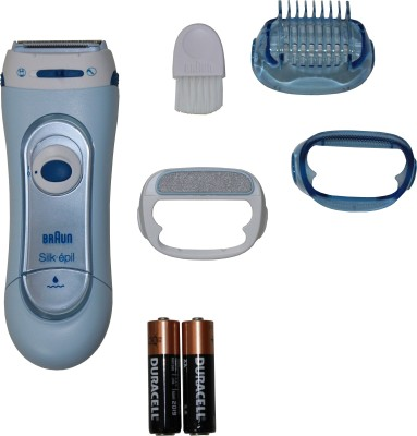 Buy Braun Silk & Soft LS 5160 Shaver For Women: Shaver