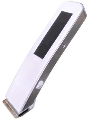 Professional Rechargeable N0VA-NHC-258 Trimmer For Men (White)