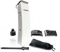 Nova Cordless 2 In 1 Advanced NHT 1045/00 W Trimmer (White)