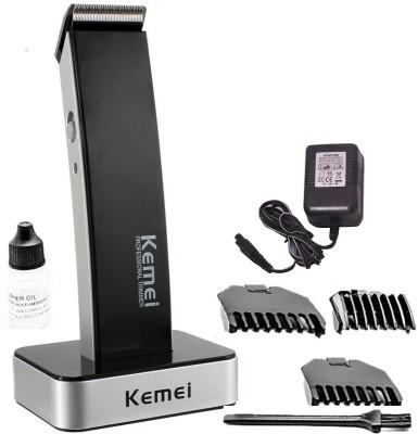 Kemei km-619 KM-619 Trimmer For Men (Black)
