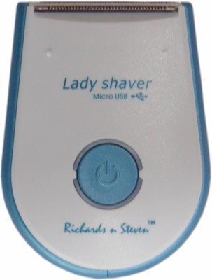 Richards n Steven Ladies 3999 Shaver For Women (White)