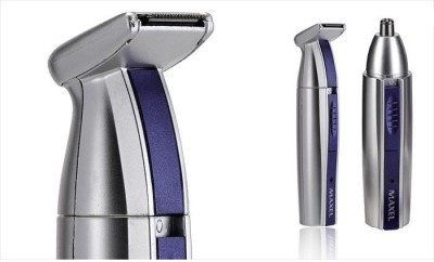 Kiki Nose and Ear AK 900 Trimmer For Men (Blue)