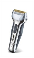 Wama Mens Rechargeable WMMS01 Shaver For Men (Silver)