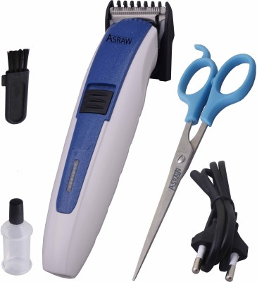 ASRAW Professional AST028 Trimmer For Men (BLUE)