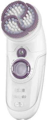 Braun Silk-epil Series 9 9961 Epilator for Women (White)