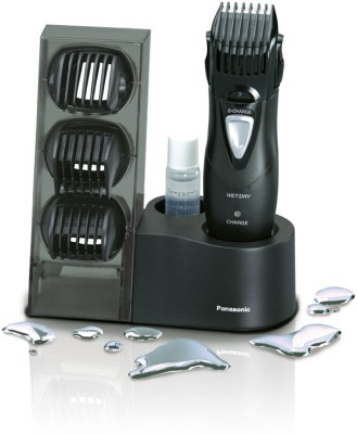 Panasonic Mens Body Grooming kit 6 in 1 ER-GY10-K44B Trimmer For Men (Black)