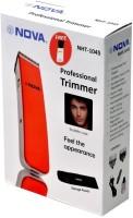 Nova Cordless NHT 1045 O Trimmer For Men: Shaver