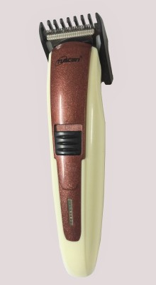 Tuscan Pro Style TSC-201 Trimmer For Men (White:Maroon)