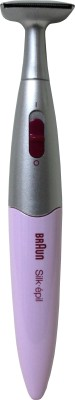 Buy Braun Silk Finish FG 1100 Trimmer For Women: Shaver