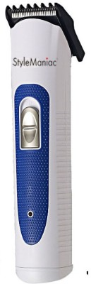 Style maniac Professional Rechargeable NHC-8004 Trimmer For Men (Blue)