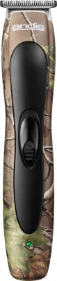 Andis CAMO BTF-2 Real Tree Trimmer For Men (Green)