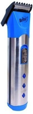 E'shop Rechargeable BHT-530 ES_sh001 Trimmer For Men (Blue)
