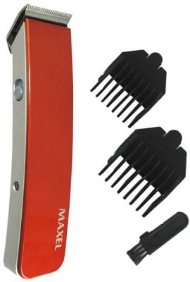 Maxel for Men 207 Trimmer (Red)