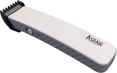 ASRAW Professional ASL064 Trimmer For Men (White)