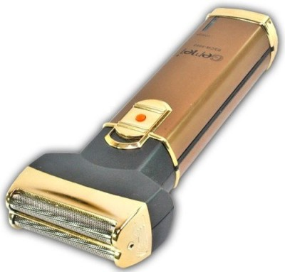 Gemei GM-9900 Electric Rechargeable Shaver For Men (Gold)