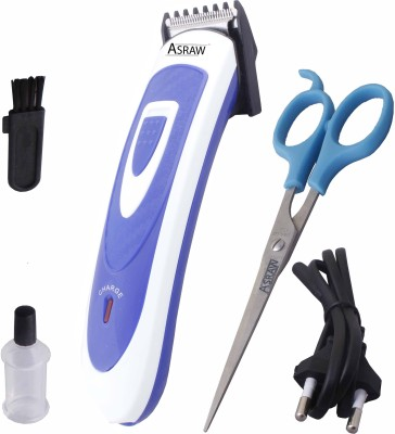 ASRAW Professional AST020 Trimmer For Men (BLUE)