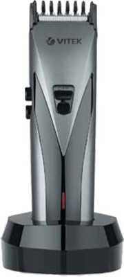 Vitek Hair Grooming VT-1360GY-I Clipper For Men (Black)