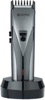Vitek Hair Grooming VT-1360GY-I Clipper For Men (Black)