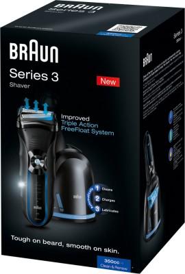Braun Series 3 350cc Shaver For Men