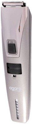 Agaro Hair and Beard MT-5099 Trimmer For Men (Grey)