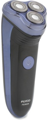 Flyco FS362IN Dry Shaver For Men (Blue)