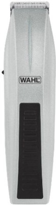 Wahl Mustache and Beard 05537-2824 Trimmer For Men (Silver)