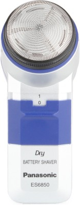 Panasonic ES6850SP628 Shaver For Men (Blue, Silver)
