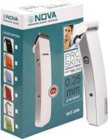 Nova Groomer AB NHT-2000 Trimmer For Men, Women (White)