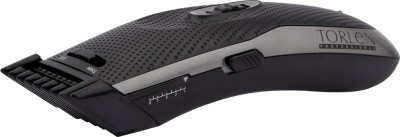 Torlen Tor-C108 Trimmer For Men (Black & Grey)