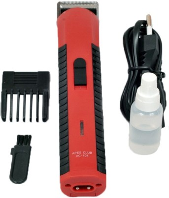 APES CLUB AC 104 AC - 104 Trimmer For Men (red,black)