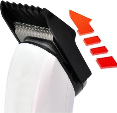Kemei Professional Hair Clipper KM 029 Trimmer For Men (Brown)