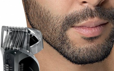 Philips All in One Head to Toe Multi Groomer QG3387/15 Trimmer For Men (Black)