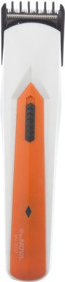 Mz Nova 2in1 Rechargeable NV-3937 Trimmer For Men (Orange)