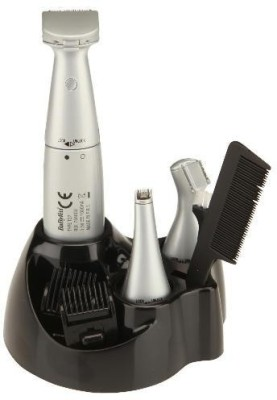 babyliss grooming kit ba 7040cu trimmer for men silver available at flipkart for. Black Bedroom Furniture Sets. Home Design Ideas