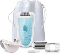 Philips Epilator BRE210/00 Shaver For Women (Blue/white)
