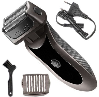 SJ Cordless Electric Rechargeable with Pop-Up SS2541 Shaver, Trimmer For Men (Multicolor)