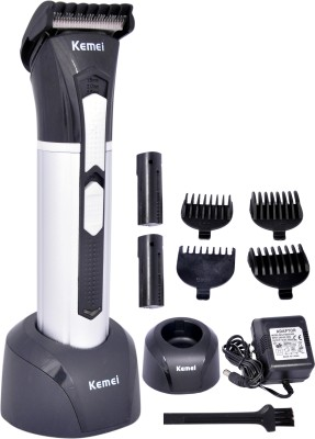 Kemei Hair km-3007 a Trimmer For Men (Multicolor)