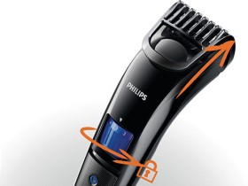 philips trimmer qt4000 15 beard and stubble trimmer. Black Bedroom Furniture Sets. Home Design Ideas