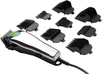 Buy Andis MA1 PowerMaster 8-Piece Advanced Grooming Kit Trimmer, Shaver: Shaver