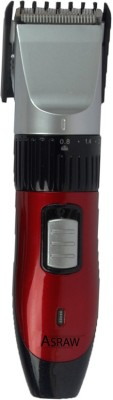 ASRAW Professional AST038 Trimmer For Men (RED)