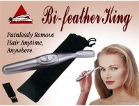 Bi-Feather King King Lady Shaver Clipper For Women (Silver)