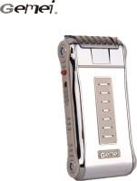 Gemei GM-9700 GM-9700 Shaver For Men (Silver)
