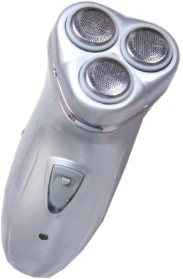 GemeiNova Body Groomer NV-188-silver Shaver For Men (Silver)